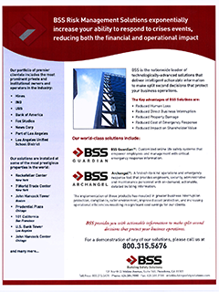BSS Marketing Collateral