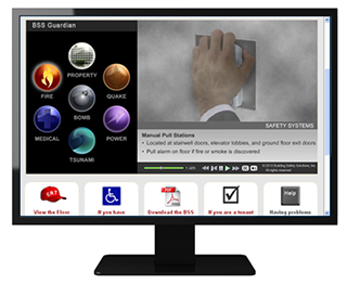 BSS Guardian Superior™ User Interface