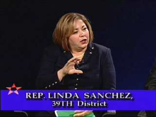Rep. Linda S�nchez on Election Special