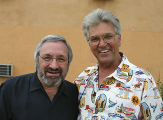 Barry and Paul Petersen