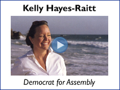 Kelly Hayes-Raitt for Assembly