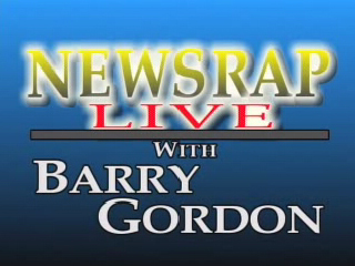 NewRap with Barry Gordon title card