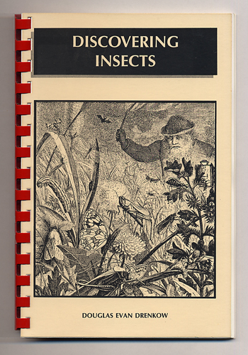 Discovering Insects book cover