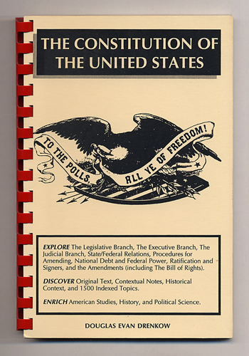 The Constitution of the United States handbook